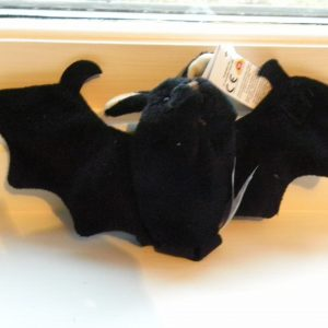The Puppet Company - Finger Puppet - Black Bat