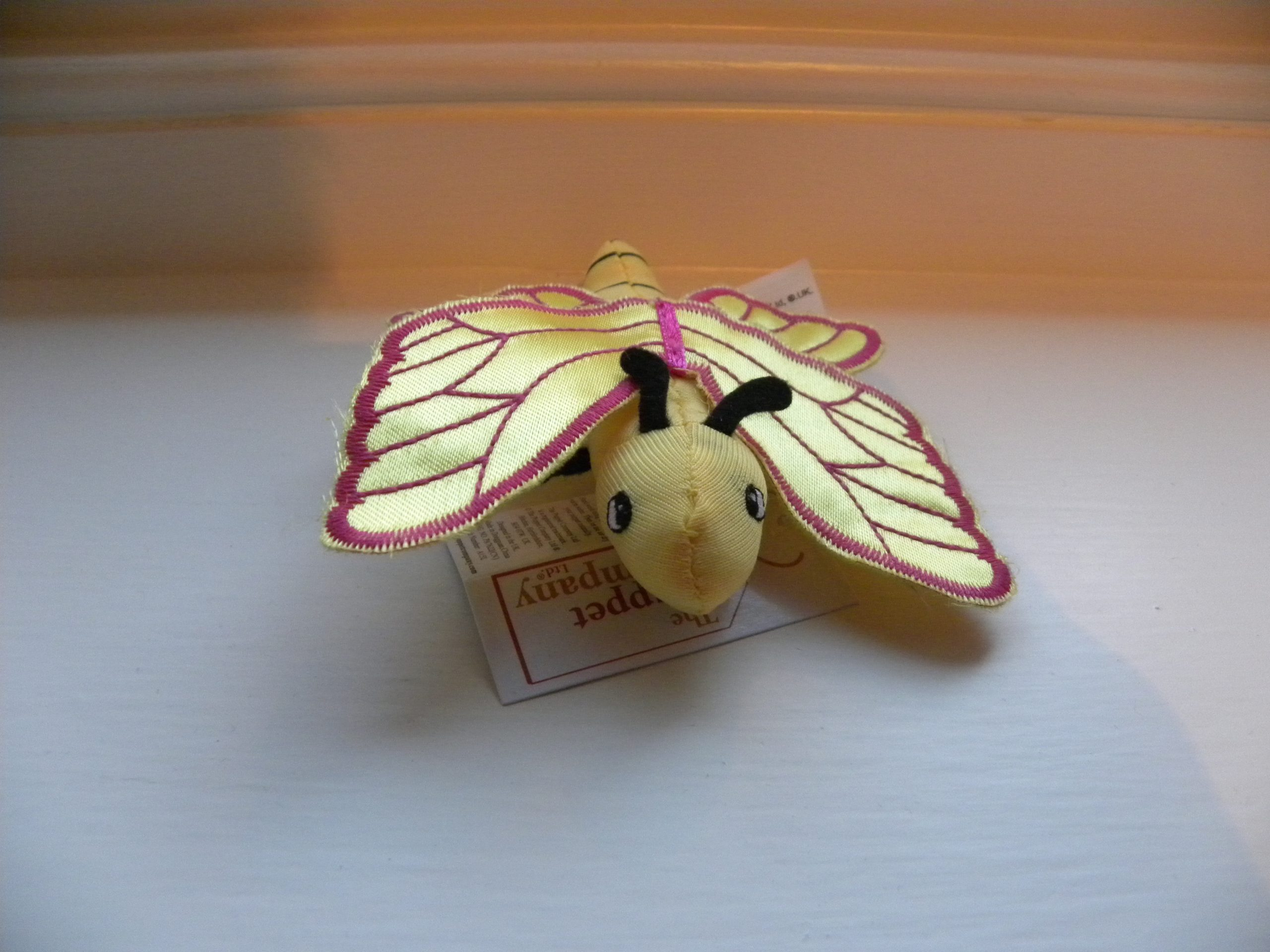 The Puppet Company - Finger Puppet - Butterfly
