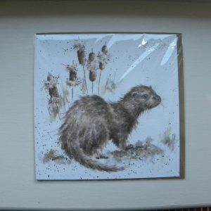 Wrendale Designs - The Riverbank - Otter - Greeting Card