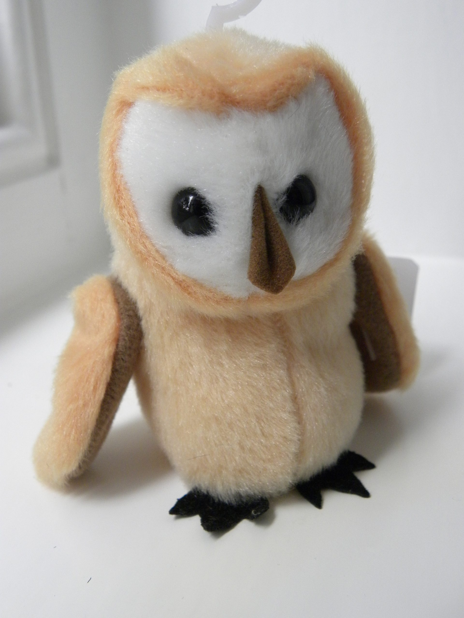 The Puppet Company - Finger Puppet - Barn owl