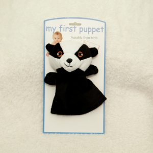 The Puppet Company - My First Puppet - Badger