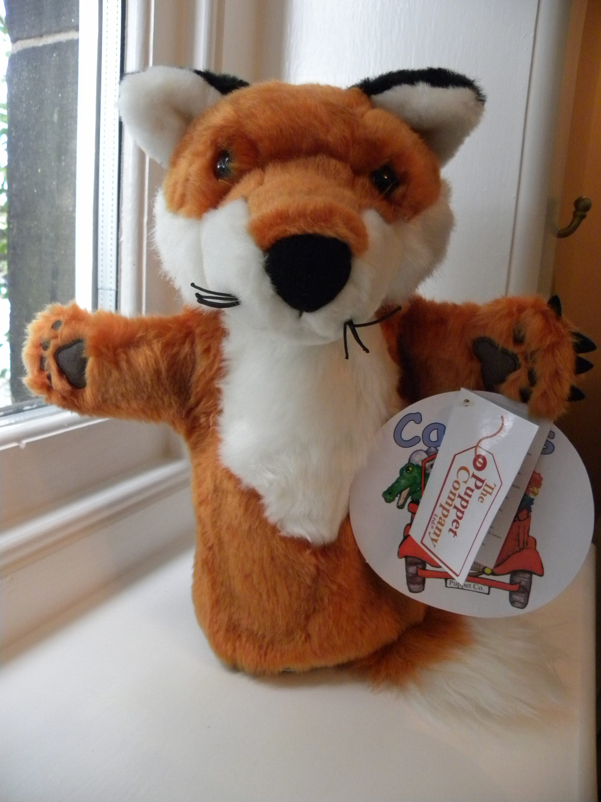 The Puppet Company - Red Fox Glove Puppet