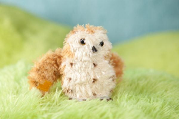 The Puppet Company - Finger Puppet - Tawny Owl